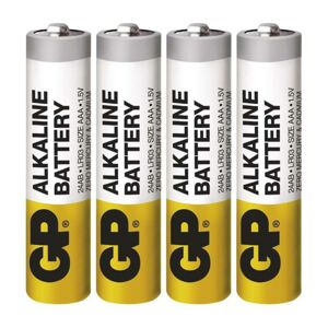 GP Batteries Alkalická baterie GP Alkaline AAA (LR03) BA1311