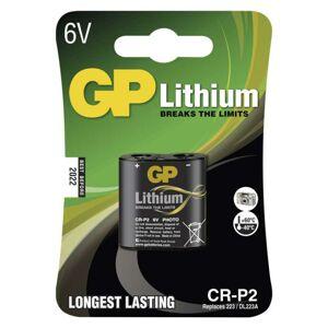 GP Batteries Lithiová baterie GP CR-P2 B1502
