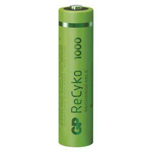 GP Batteries Nabíjecí baterie GP ReCyko 1000 AAA (HR03) B21114