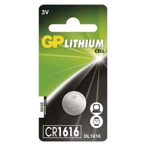 GP Batteries Lithiová knoflíková baterie GP CR1616 B15601