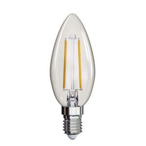 Emos LED žárovka Filament Candle 2W E14 neutrální bílá Z74201
