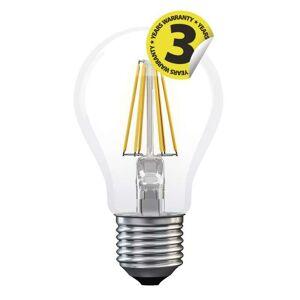 Emos LED žárovka Filament A60 A++ 8W E27 neutrální bílá Z74271