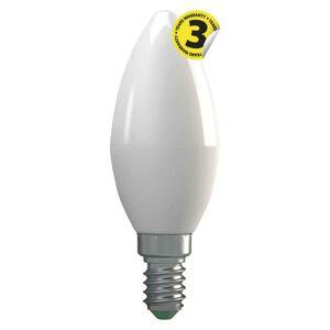 Emos LED žárovka Classic Candle 4W E14 teplá bílá ZQ3210