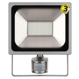 Emos LED reflektor PROFI s pohybovým čidlem, 30W neutrální bílá ZS2730