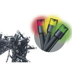 Emos LED vánoční řetěz, 10m, multicolor, časovač ZY0817T