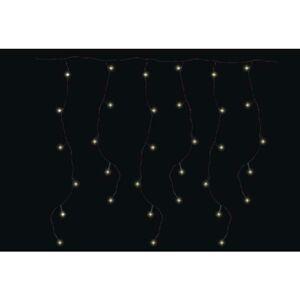 Emos LED vánoční rampouchy, 3,6m, teplá bílá, programy ZY2049