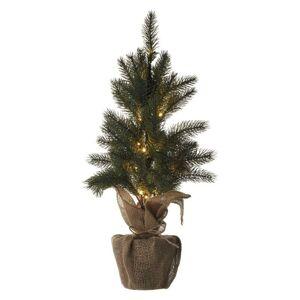 Emos LED vánoční stromek, 52cm, 3× AA, vnitřní, teplá bílá ZY2245