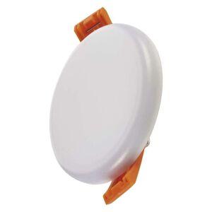 Emos LED panel 6W, 75mm, kruhový vestavný, neutrální bílá, IP65 ZV1112 ZV1112