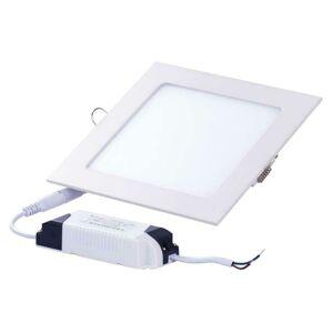 Emos LED panel 170×170, čtvercový vestavný bílý, 12W Neutrální bílá b. ZD2132 ZD2132