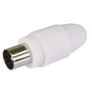 Emos Konektor IEC vidlice šroubovací rovný K1331