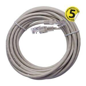 Emos PATCH kabel UTP 5E, 5m S9125