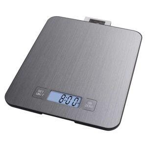 Digitální kuchyňská váha EV023, stříbrná