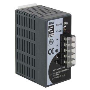 Emos 12V DC/3A zdroj pro videotelefony/CCTV pro instalaci na DIN H7001
