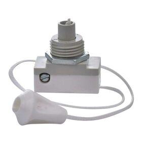 Emos Spínač jednopólový tlačítkový vestavný 3274-01871 šedý A2983
