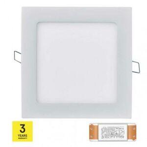 Emos LED panel TRIAK 170×170, čtvercový vestavný bílý, 12W t. b. ZD2131T ZD2131T