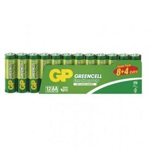 GP Batteries Zinková baterie GP Greencell AA (R6) B1220F