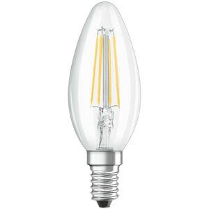 LED žárovka LED E14 svíčka svíčka Filament 5W = 40W 470lm 4000K Neutrální bílá OSRAM Stmívatelná OSRLEDI0206