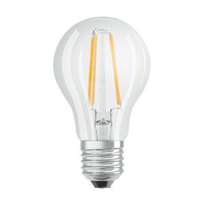 LED žárovka LED E27 A60 6W = 60W 806lm 4000K Neutrální bílá 300° Filament OSRAM Parathom čidlo soumraku OSRPARO0105
