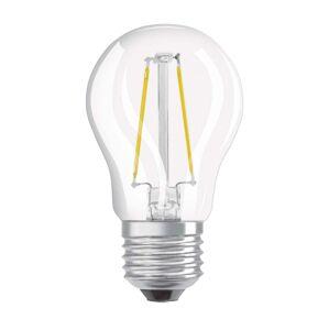 LED žárovka LED E27 P45 2,5W = 25W 250lm 2700K Teplá bílá 300° Filament OSRAM Parathom OSRPARL5106