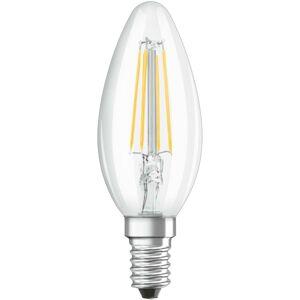 LED žárovka LED E14 B35 4W = 40W 470lm 2700K Teplá bílá 200° Filament OSRAM Value OSRVALU3507