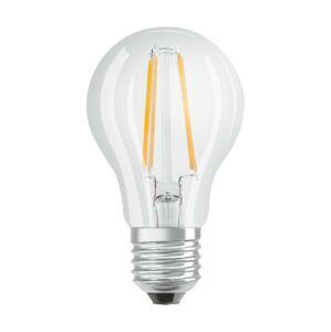 LED žárovka LED E27 A60 7W = 60W 806lm 2700K Teplá bílá 300° Filament OSRAM Parathom Stmívatelná OSRPARLL4107