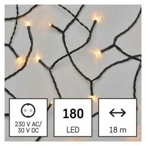 Emos LED vánoční řetěz, 18 m, venkovní i vnitřní, vintage, časovač D4AV04