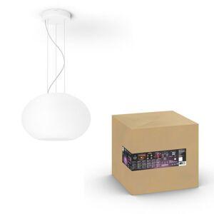 Philips Hue Flourish Podhledové bodové svítidlo Svítidlo závěsné Bíla 31W ZigBee + Bluetooth 40906/31/P9 PHIHUEB0175