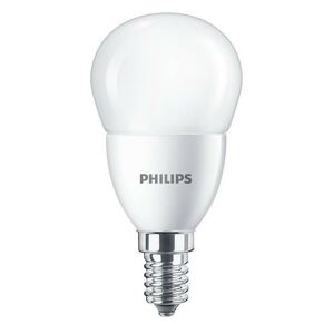 LED žárovka LED 5,5 = 40W E14 6500K 520lm P45 CorePro PHILIPS PHLED3425