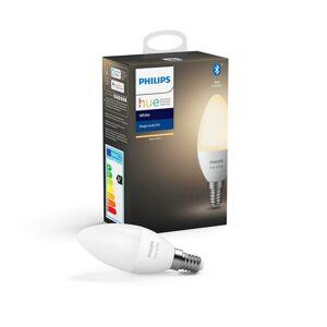 Philips HUE White LED žárovka LED B39 E14 5,5W Bluetooth Zigbee 8718699671211 PHIHUE6140