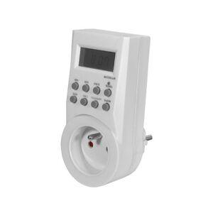Kanlux Elektronický časový spínač CYBER TM-6 01016