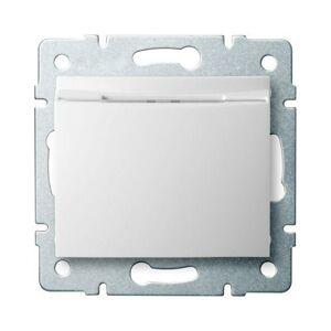 Kanlux 24728 DOMO Hotelový vypínač se zpožděným vypínáním - bílá