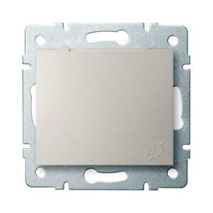 Kanlux 24792 DOMO Zásuvka IP 45 - krémová