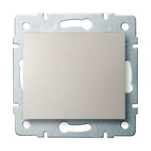 Kanlux 25128 LOGI Tlačítko - 1/0 - krémová