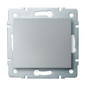 Kanlux 25184 LOGI Jednopólový vypínač - č. 1 - stříbrná
