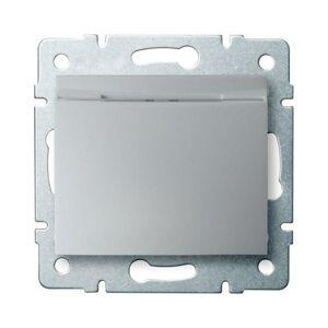 Kanlux 25202 LOGI Hotelový vypínač se zpožděným vypínáním - stříbrná