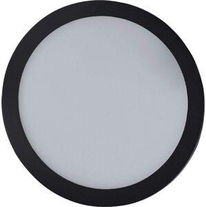 Greenlux LED120 VEGA-R Black 24W NW GXDW370