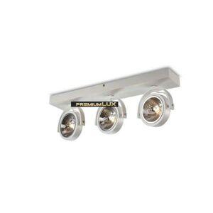 Podhledové svítidlo nástěnné Piano 3xAR111 White CreeLamp bílé CL1130-W