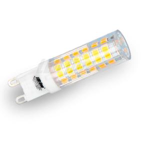 Ledin LED žárovka 6W 72xSMD2835 G9 550lm TEPLÁ BÍLÁ