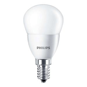 LED žárovka LED Koule E14 7W = 60W 830lm PHILIPS 4000K 230V FR PHLED3620