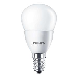 LED žárovka LED E14 P45 7W = 60W 830lm 4000K Neutrální bílá 180° PHILIPS PHLED3620