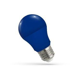 LED21 LED žárovka 5W 10xSMD2835 E27 220lm MODRÁ