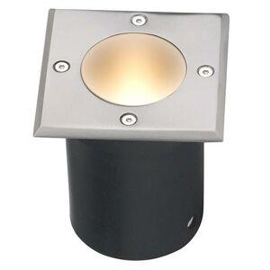 LED21 Nájezdové bodové svítidlo STRONG-K, 230V 1xGU10 ip65 čtvercové LUX06145