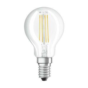 LED žárovka LED Filament 4W = 40W E14 2700K 470lm Osram STAR koule OSRSTA6580