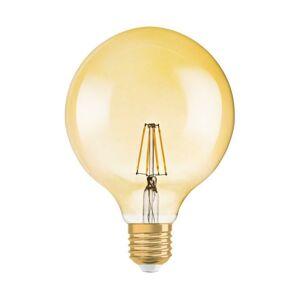 LED žárovka LED E27 GLOBE 7.5W = 55W 650lm G125 2500K stmívatelné OSRAM VINTAGE 1906 OSRVIN0010