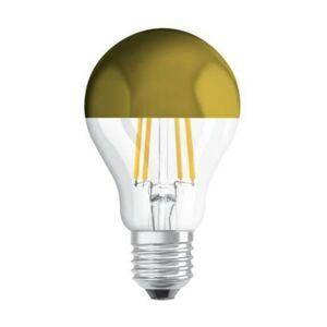 LED žárovka LED A60 E27 4W = 37W 420lm OSRAM 2700K zlatá OSRSTA9630
