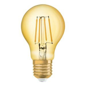 LED žárovka LED E27 A60 4W = 36W 410lm 2400K Teplá bílá 360° OSRAM Vintage 1906 OSRVINT0016